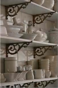 kitchen shelving brackets vignette design kitchen cabinets vs open shelves and the