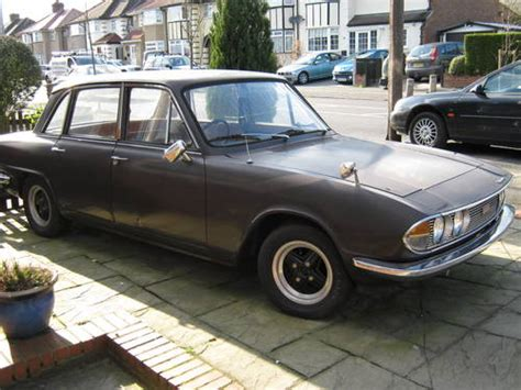 triumph 2000 defining the triumph 2000 mk2 saloon manual o d tax exempt sold 1972
