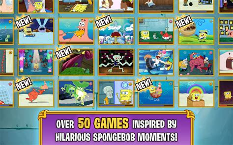 spongebob in apk spongebob s frenzy for android