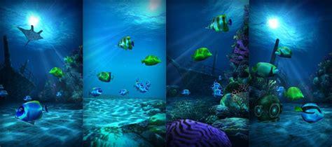 imagenes en movimiento hd para android ocean hd las profundidades del mar en el live wallpaper