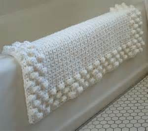 crochet bath mat bath mat crochet pattern etsy crochet