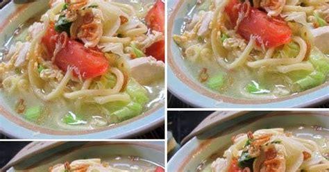 Mie Lidi Ejeb2 Enak Rasa Original resep mie godog rebus enak sederhana county food