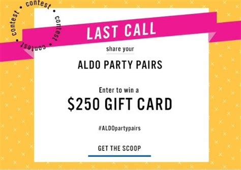 Aldo Shoes Gift Card - runway ready seacoast fashion and celebrity blog from the seacoast media group