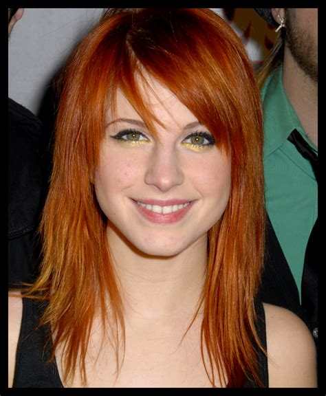 That Hair By Hayley Mallinder hayley williams my next hairstyle