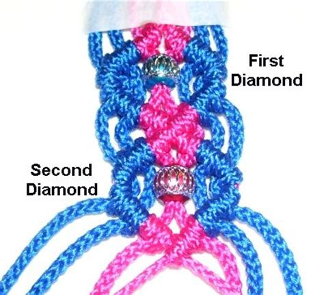 Macrame Animal Patterns - macrame collar pattern the lost of macrame