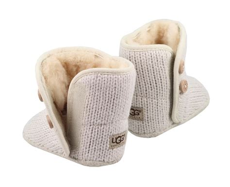 Baby Crib Uggs by Ugg Australia Crib Boots For Your Baby Purl Knit In