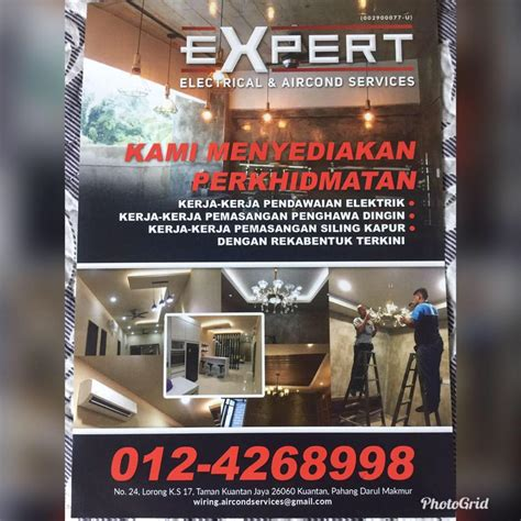 tht aircond electrical services kuantan facebook