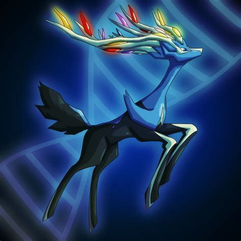 how to draw yveltal pokemon x and y step by step pokemon x xerneas by drcrafty on deviantart