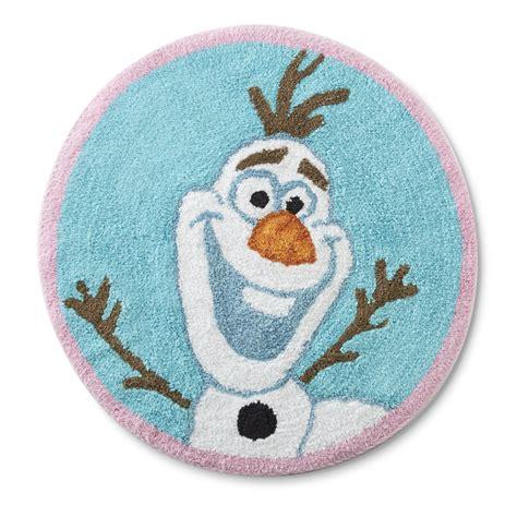 frozen rug disney frozen olaf bath rug home bed bath bath bath towels rugs bath rugs mats