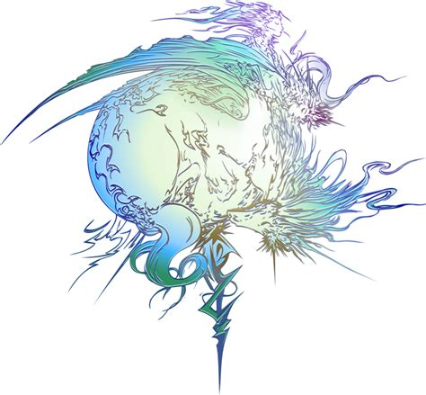 final fantasy xiii logo by eldi13 on deviantart