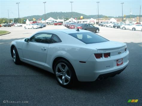 Must Colours For Ss 2011 by 2011 Summit White Chevrolet Camaro Ss Coupe 53280255