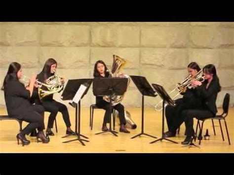 Plog 4 Sketches by Four Sketches Anthony Plog Libera Brass Quintet