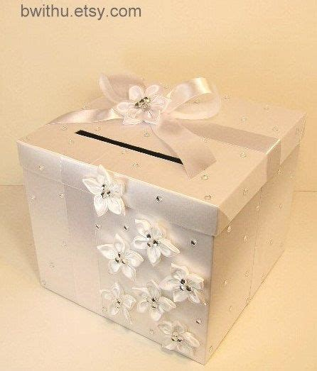 Unique Gift Card Packaging - wedding money gift box ideas