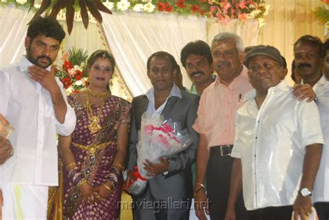 actor vimal son picture 481198 actor vimal at senthil son wedding