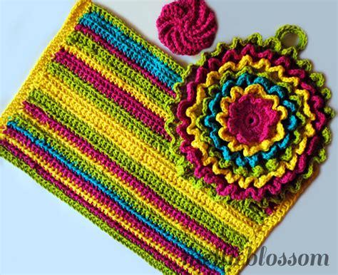 crochet pattern kitchen crochet patterns free kitchen manet for