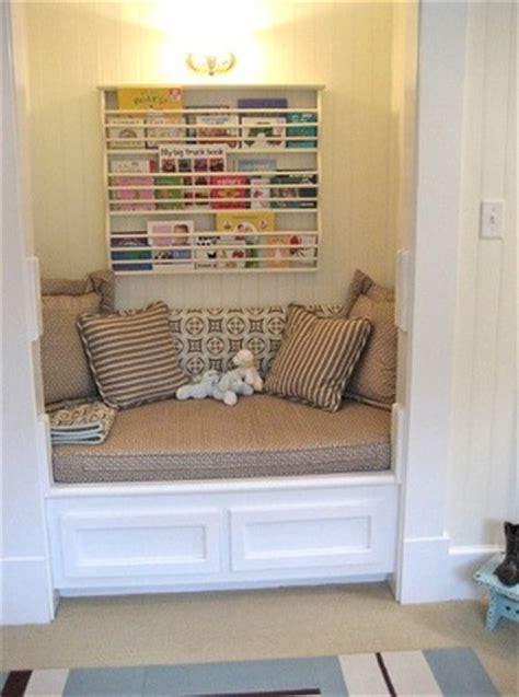 Closet Nook by Closet Book Nook Books Stove Closet