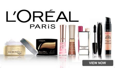 Loreal Kosmetik makeup brands mag