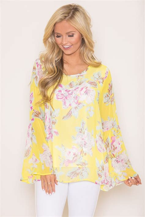 Stitch Blouse The B Club best 25 floral blouse ideas on sleeve