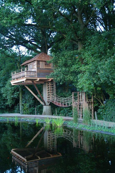awesome tree house designs 20 awesome treehouse with childhood dreams home design and interior