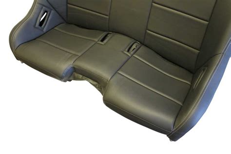 rzr 1000 bench seat dragonfire racing gt bucket bench seat for rzr xp 1000