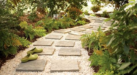 Square To Yards Of Gravel by 19 Diy Garden Path Ideas With Tutorials Balcony Garden Web