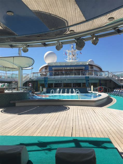 best deck on of the seas of the seas royal caribbean