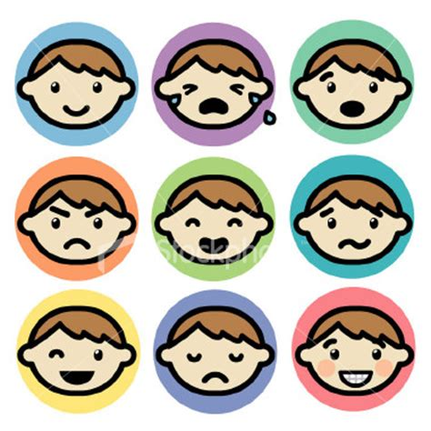 clipart emotions emotion clip art for kids to cut out clipart panda