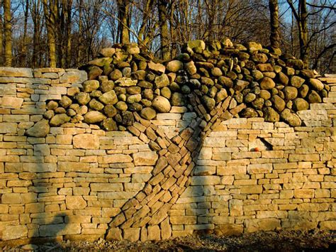 the dry stone tree wall that love built 171 twistedsifter