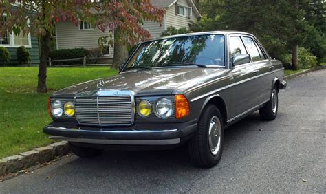 1985 mercedes 300d classic cars today