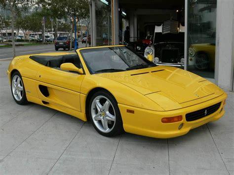 Ferrari 355 F1 by 1997 1999 Ferrari 355 F1 Spider Picture 324792 Car