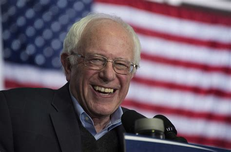 bernnie sanders why is bernie sanders so popular popsugar news