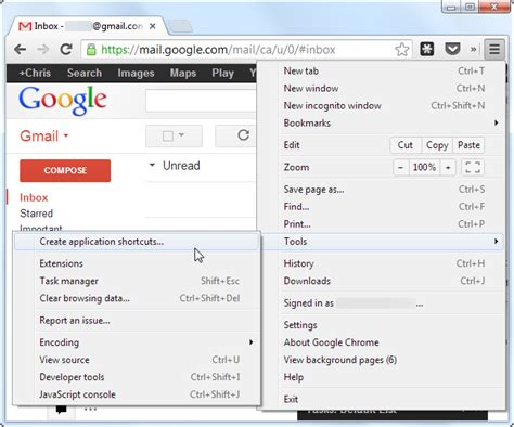 chrome shortcuts how to turn web apps into first class desktop citizens