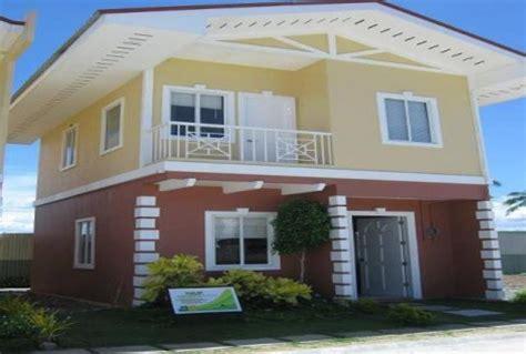 Carport Attached To House Garden Bloom Villas Cotcot Liloan Cebu Cebu Sweet Homes