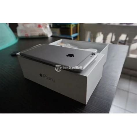 Iphone 6 Plus Bekas iphone 6 plus 64 gb mesin normal lancar mulus bekas