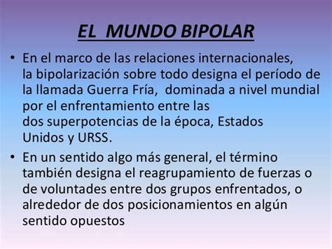 relaciones entre estados unidos y china wikipedia la el mundo bipolar