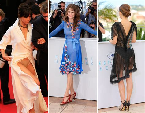 Top Ten Wardrobe by Zaina Dridi Flashes Knickers As She Suffers