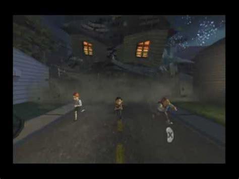 monster house game monster house movie game walkthrough part 8 gamecube youtube