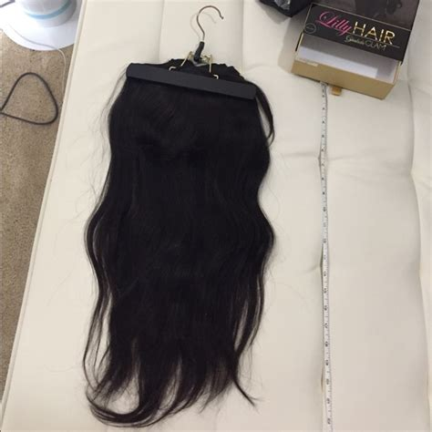 bellami hair extensions for black women 55 off bellami other bellami clip in hair extension