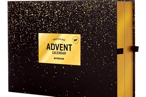 2 protein bars a day get a protein bar a day with myprotein s bigger advent