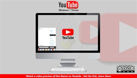 best themes for windows 7 youtube 2012 theme youtube theme for windows 7 by hkk98 on
