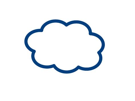 cloud shape in visio visio cloud clipart best clipart best
