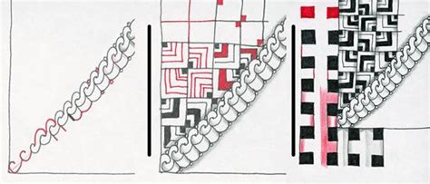 how to draw a zendoodle how to draw spiralinks a zen doodle pattern cloth paper
