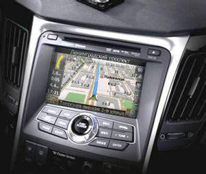 hyundai sonata 2011 navigation system navitel 174 new hyundai sonata with navitel navigation in