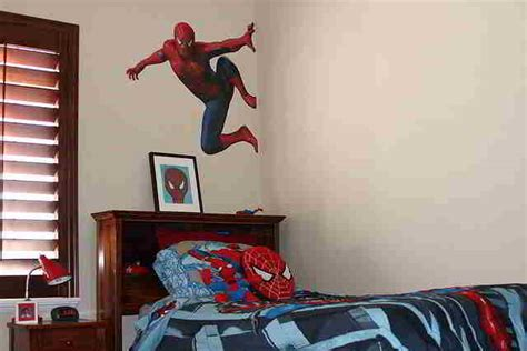 spiderman bedroom decorations spiderman bedroom decorating ideas spiderman bedroom