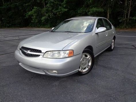 nissan altima 2000 gas mileage sell used 2001 nissan altima gle leather roof all power