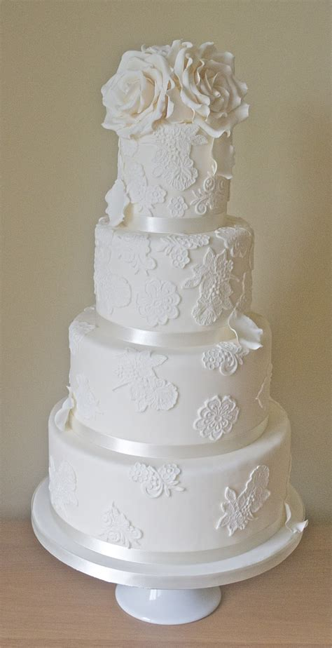 Wedding Cakes by Sugar Ruffles Wedding Cakes Barrow In Furness