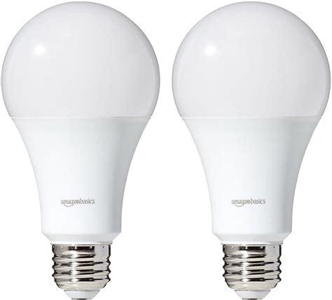 Amazonbasics 100 Watt Equivalent Daylight Non Dimmable 100 Watt Equivalent Led Light Bulbs