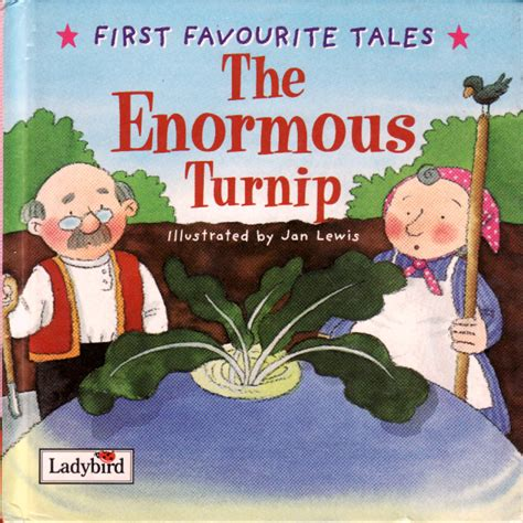 Book The Academy The Beginning Of A Tale the turnip ladybird book favourite tales