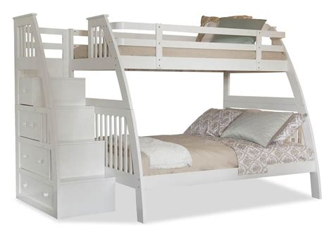 Size Junior Loft Bed by Canwood Furniture Whistler Junior Low Loft Bed