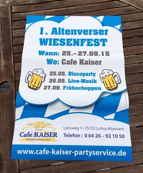 Aufkleber Drucken Lassen Marburg by Ihre Druckerei F 252 R Plakate Und Poster Marburg Gie 223 En